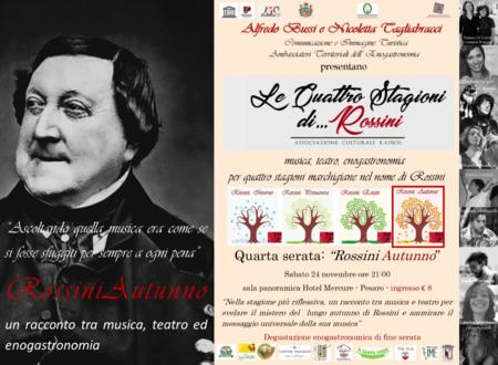 Locandina Le quattro stagioni di Rossini_Autunno