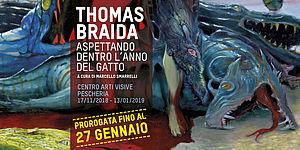 Thomas Braida. Aspettando dentro l'anno del gatto_proroga