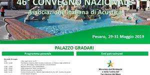 46° Convegno Nazionale dell'Associazione Italiana