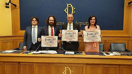 Ricci alla Camera presenta il 'Festival delle città': «Sarà primo confronto tra governo e territori»