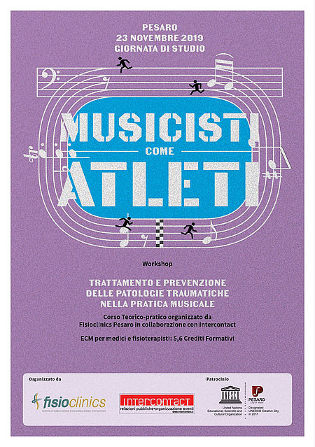 Musicisti come atleti pomeriggio