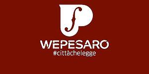 Logo Pesaro città che legge