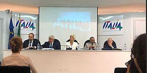 ROF presentato all'Enit Italia