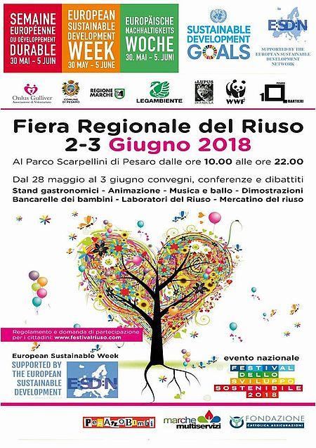 Calendario Fiere Toscana 2020.Comune Di Pesaro Foronchi E Biancani Fiera Del Riuso