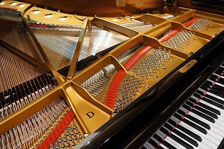 pianoforte grancoda Steinway