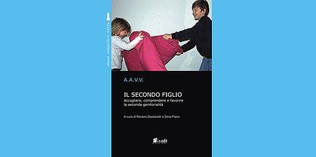 Il secondo figlio particolare della copertina del libro