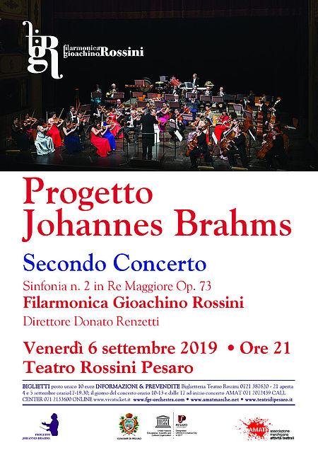 Progetto Johannes Brahms manifesto