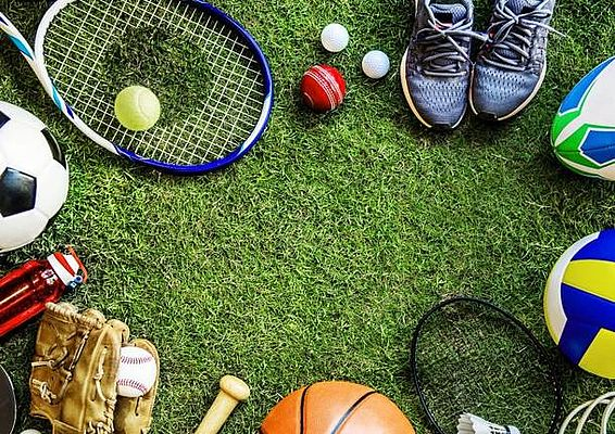 immagine attrezzature sport