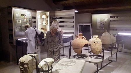 Antiquarium area archeologica di Colombaronene