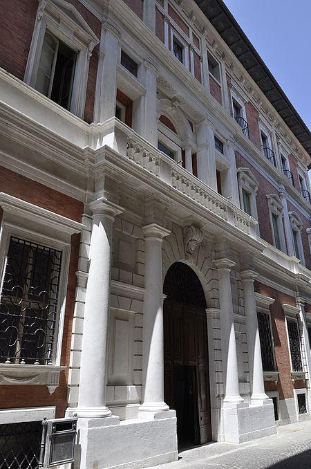 Palazzo Mazzolari Mosca