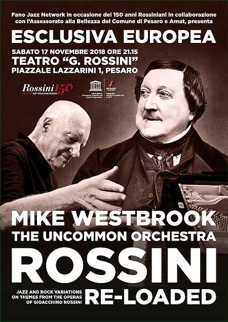 Manifesto di Westbrook per Rossini150