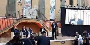 Ricci apre il Festival delle città: «Ridurre l'Iva per i lavori dei Comuni su investimenti green, scuole e trasformazione delle periferie portandola al 4 per cento»