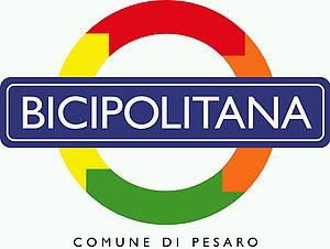 Logo Bicipolitana Pesaro