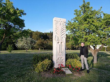 La Croce Armena - kachka al Miralfiore