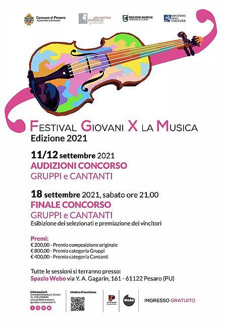 Festival Giovani per la Musica