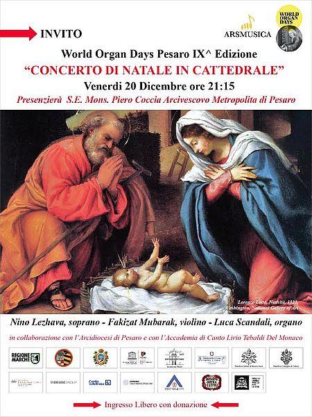 'Concerto di Natale in Cattedrale