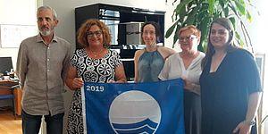 Consegna ufficiale Bandiera Blu