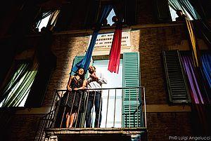 Casa Rossini, concerti dal balcone