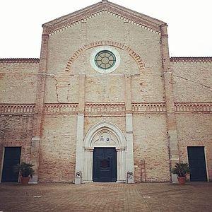 Facciata Cattedrale di Pesaro