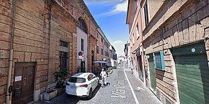 Via Cavour 7 a Pesaro _ ph Google Maps