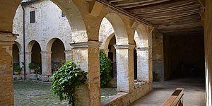Chiostro convento dei Girolomini San Bartolo