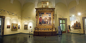 Musei Civici Pala Bellini ph. A. Giampaoli