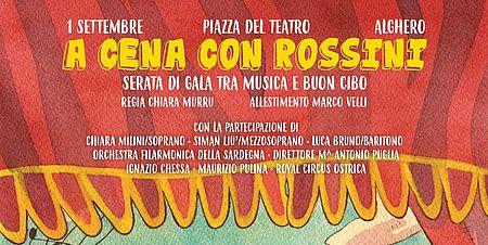 Alghero celebra Rossini