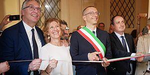 Inaugurazione Museo Nazionale Rossini
