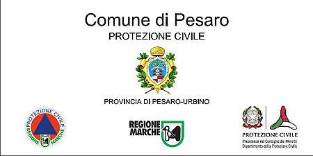 Protezione Civile Pesaro banner