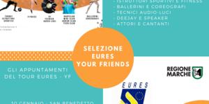 Eures locandina selezioni Marche