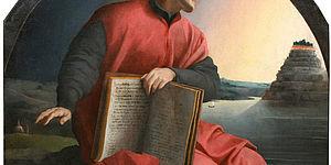 Bronzino_Ritratto allegorico di Dante. Firenze. Galleria degli Uffizi