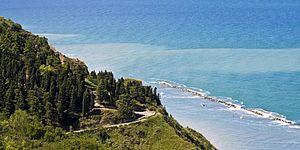 «Panoramica libera» ogni domenica mattina: Ricci rilancia sul San Bartolo 'palestra a cielo aperto'