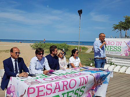 Panoramica, Ricci: «Al lavoro per chiusura al traffico tutto l'anno ogni domenica mattina»