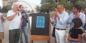 Tartaruga Luciana, il logo vincitore del concorso è quello di Giorgio Piazzesi