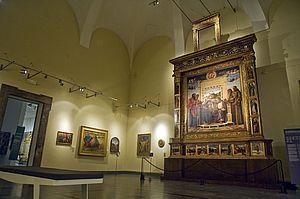 Sala Bellini ph Alessandro Giampaoli