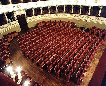 Teatro Rossini_platea