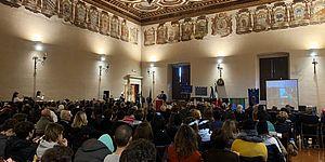 Giornata della Memoria, il Consiglio comunale riunito nel salone Metaurense per non dimenticare le persecuzioni degli ebrei nei campi di concentramento