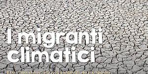 migranti climatici locandina