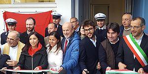 Nuovo presidio della polizia locale a Borgo Santa Maria, Ricci: «Servizio che rafforza la sicurezza»