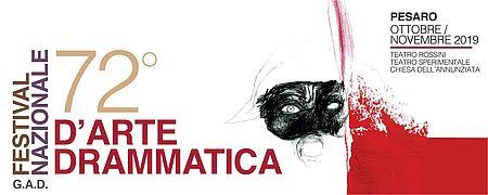 72° Festival Nazionale d'Arte Drammatica