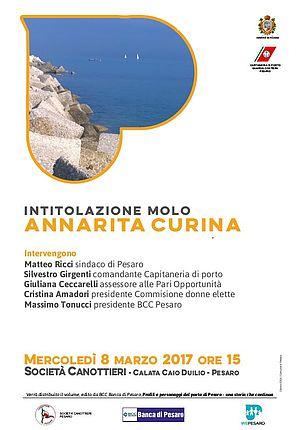molo Curina Pesaro