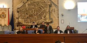 Il Consiglio approva la variazione al piano delle opere pubbliche e al bilancio di previsione
