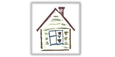 Disegno stilizzato di una casa