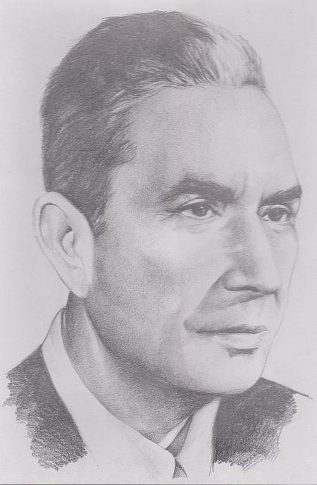 Ritratto di Aldo Moro