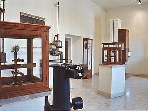 Sismografi antichi - Sala Magneti