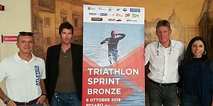 "A Pesaro il Triathlon è ""Sprint"""