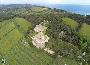 Villa Imperiale, ph. Ente Parco San Bartolo