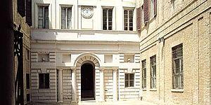 corte di Palazzo Mazzolari Mosca