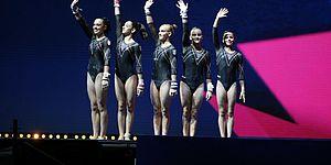 campionati europei di ginnastica artistica e acrobatica