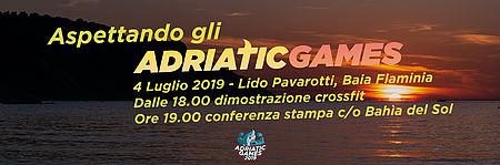 Copertina Adriatic Games